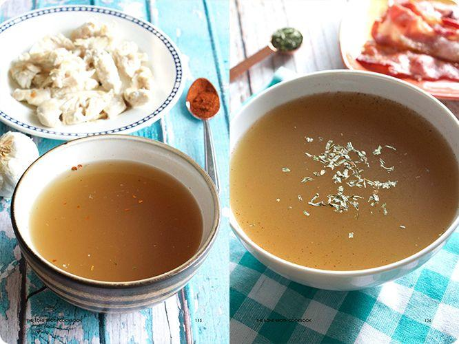 chicken bone broth recipe paleo